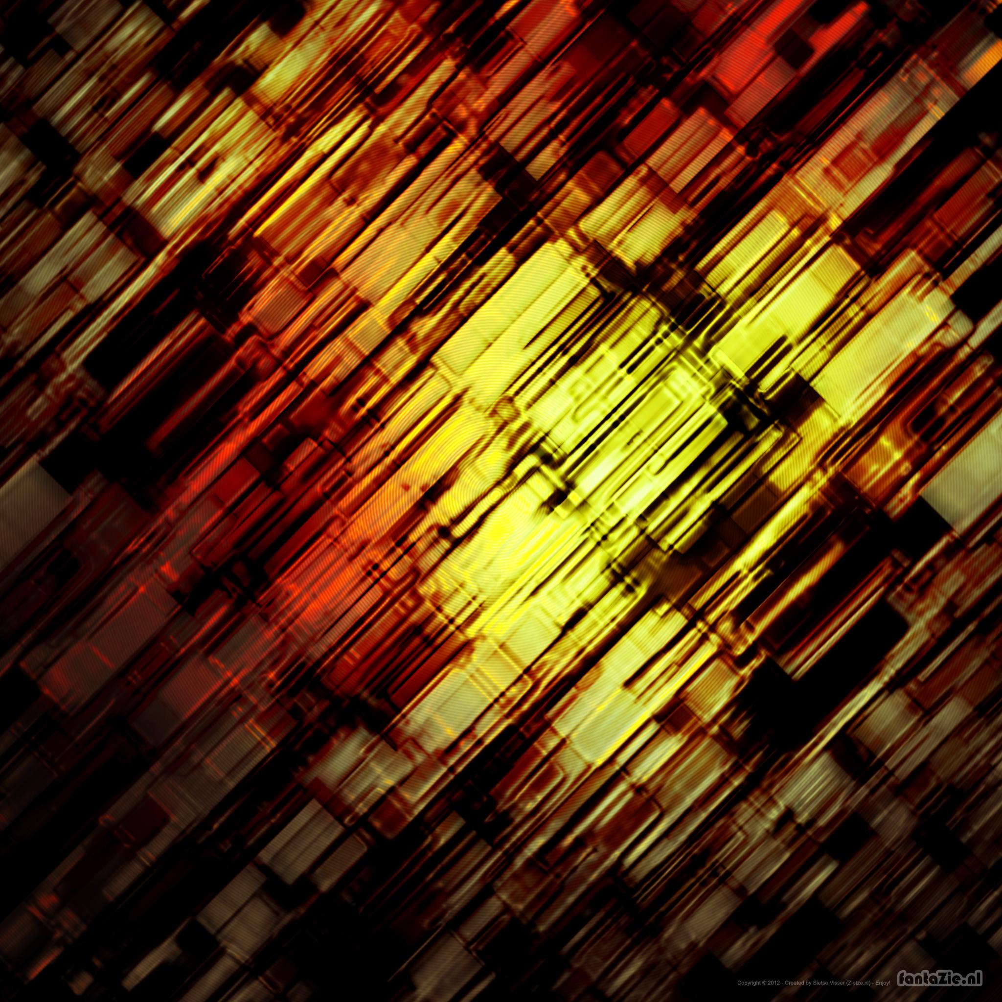 LightWay 2 iPad3 Retina Wallpaper 2048x2048